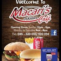 Macari's of Kildare Café - Colosseus Restaurant