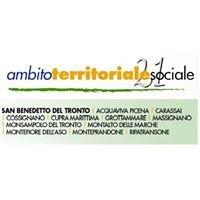 Ambito Territoriale Sociale 21