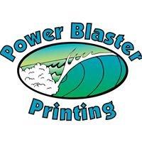 Power Blaster Printing