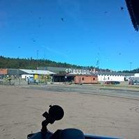 Chassiporten Scania Södertälje