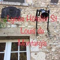 Lycée Hôtelier St Louis de Montargis et les Anciens de la S.H