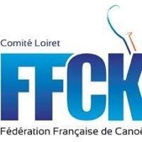 Comité Départementale de canoë-kayak du Loiret (CDCK45)