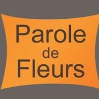 Parole De Fleurs Lisieux