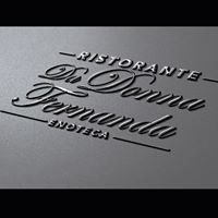 "Ristorante-Enoteca ""da Donna Fernanda"""
