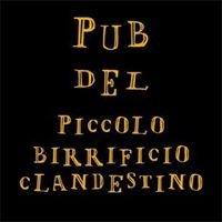 Pub del Piccolo Birrificio Clandestino