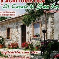 """Agriturismo """"Il Casale Di San Lorenzo"""""""