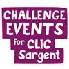 CLIC Sargent Challenge Events