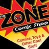 The Zone Comic Shop
