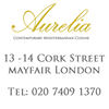 Aurelia Restaurant London
