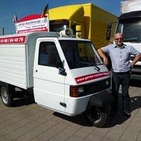 Garske Nutzfahrzeuge GmbH Trucks - Trailers & Agrar