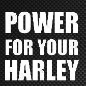G&R - POWER FOR YOUR HARLEY
