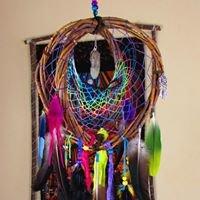 """Les plumes d'Amazone """"la magie des plumes et des minéraux"""""""