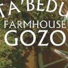 Ta' Bedu Gozo Farmhouse