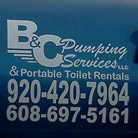 B&C Pumping Services LLC.