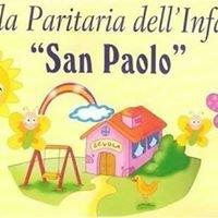 """Scuola dell'Infanzia Paritaria """"San Paolo"""" - Avola (SR) -"""