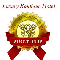 Hotel Manfredi Suite in Rome - Luxury Boutique-