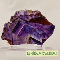 Minéraux d'ailleurs - Atelier Infinitor
