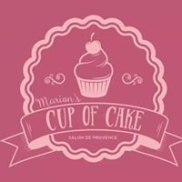 Marion's Cup of Cake