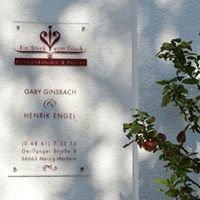 Gaby Ginsbach Ein Stück vom Glück