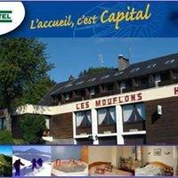 Hotel Les Mouflons Besse