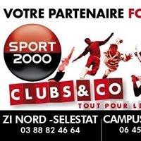SPORT 2000 Clubs et Collectivités Sélestat-Illkirch