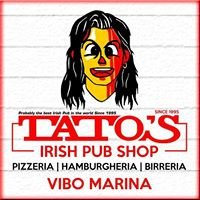 Tato's Irish Pub Shop