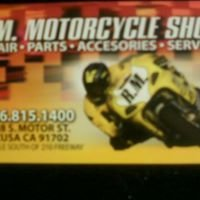 R.M. MOTORCYCLE SHOP