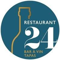 Le 24 restaurant - bar à vin - Corte