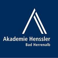Akademie Henssler