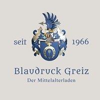 Blaudruck Greiz - Der Mittelalterladen