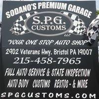 SPG Customs, LLC