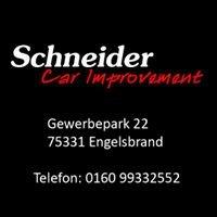 Schneider Car Improvement
