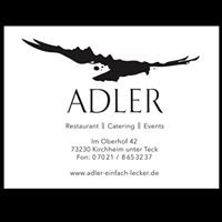 Restaurant ADLER Kirchheim/Jesingen
