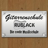 Gitarrenschule Rublack, die coole Musikschule