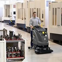 ACE Industrial Cleaning Equipment