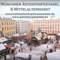 Mittelalterlicher Weihnachtsmarkt München