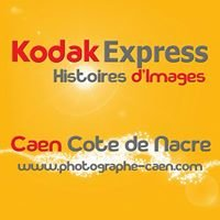 Kodak Express Caen Côte de Nacre