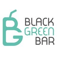 Black & Green Bar