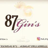 Pub 87Gin's