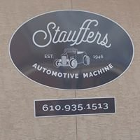 Stauffers Automotive Machine