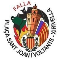 Falla Plaça de Sant Joan i Voltants