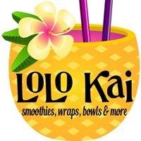 Lolo Kai Smoothies and Wraps