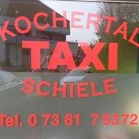 Kochertaltaxi Schiele e.K.