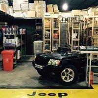 مركز صيانة الجيب  services center jeep