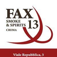 Tabaccheria Fax 13