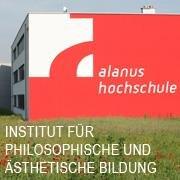 Alanus Hochschule - Institut für philosophische und ästhetische Bildung