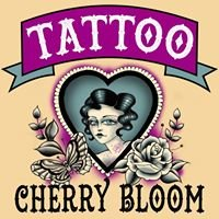 Cherry Bloom Tattoo