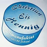Christian Hennig Eis