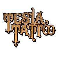 Tesla tattoo & shop