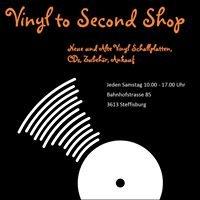 Vinyl to Second Shop